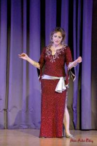 Gabriele tanzt Baladi beim OTF Stuttgart 2018