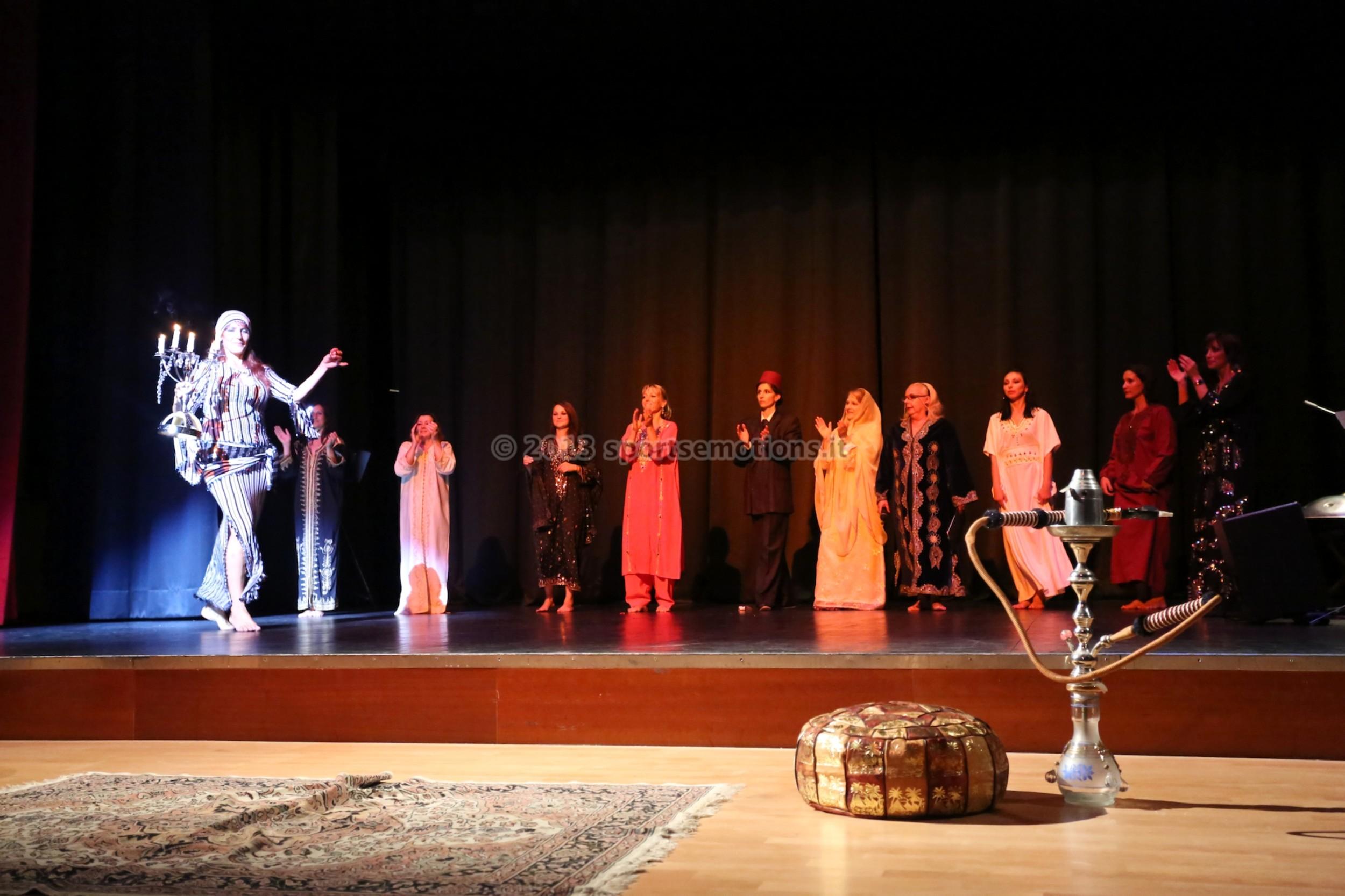 Zaffa bei der Show Kaleidoskop in Sterzing
