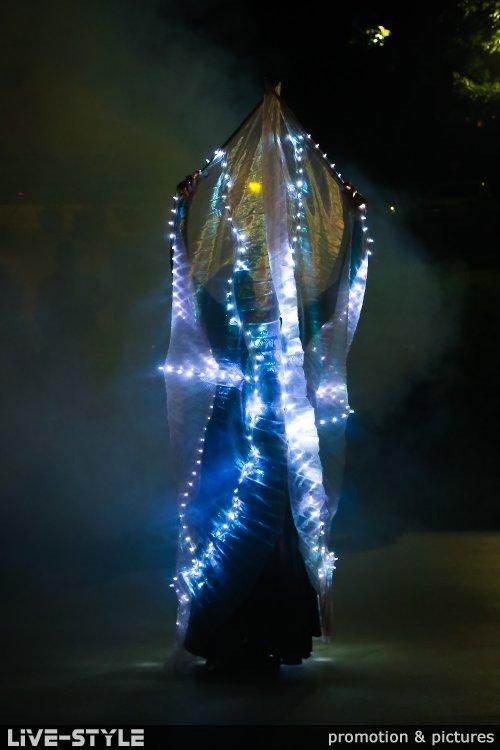 LED Wings Schlagernacht Oberinn
