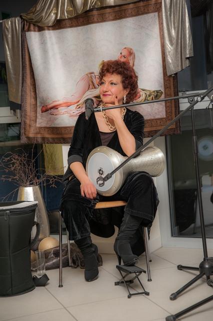 Samia Charbel bei Von Frau zu Frau in Naturns 2018