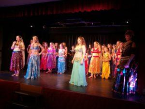 Show Colours of Orient 2018