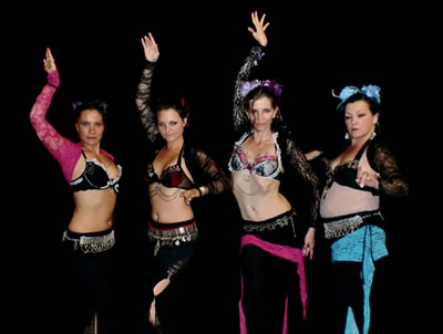 Tribal Fusion Gruppe